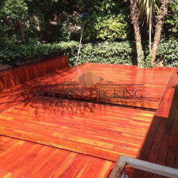 Sliding Decks
